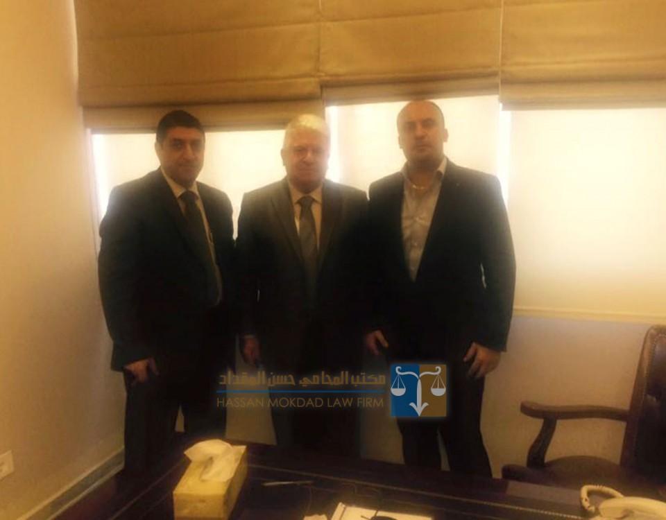Hassan Mokdad  المحامي حسن محمد المقداد2