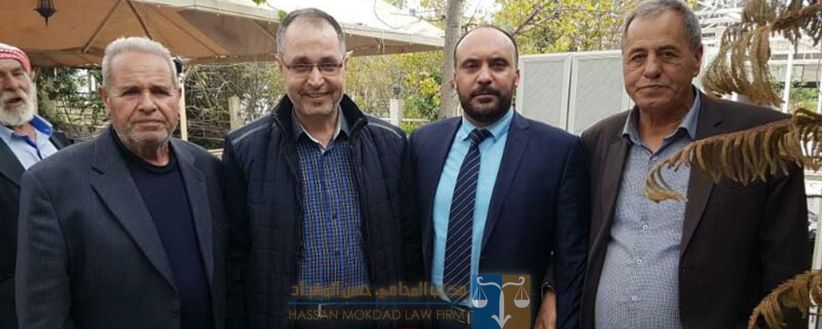 Hassan Mokdad  المحامي حسن محمد المقداد23