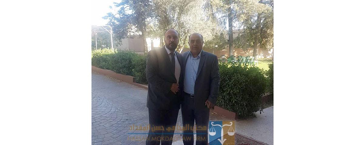 Hassan Mokdad  المحامي حسن محمد المقداد24