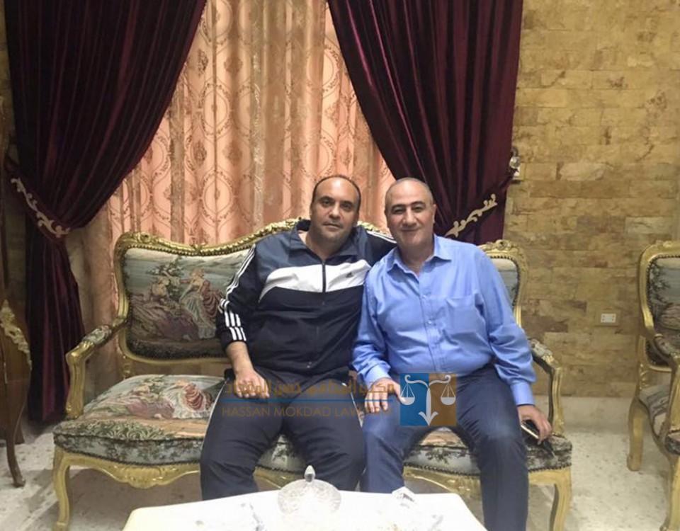 Hassan Mokdad  المحامي حسن محمد المقداد9